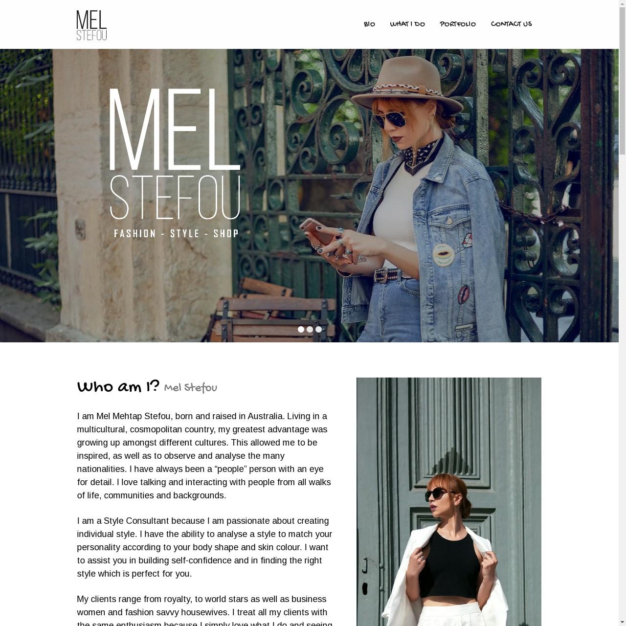 Mel Stefou